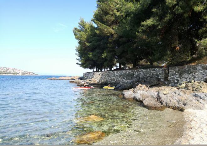 Joga-odmor-Grcka-Pirgadikia-paddleboard