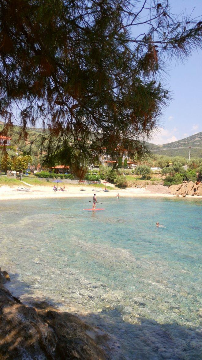 Joga-odmor-Grcka-Pirgadikia-privatna-plaza