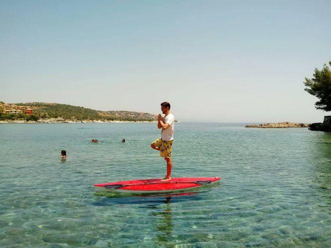 Joga-odmor-Grcka-Pirgadikia-ravnoteza-na-vodi